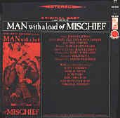 Man With A Load of Mischief - Original Cast Album