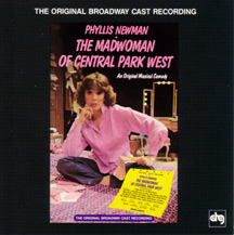 The Madwoman of Central Park West  CD cover